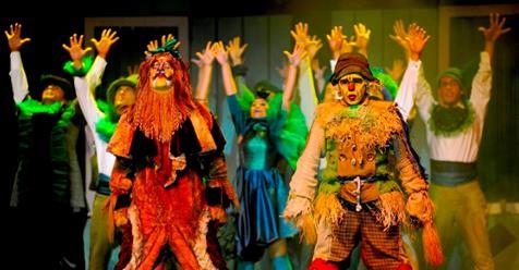 O Mágico de Oz estreia em São Paulo